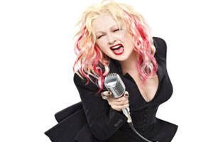 Cyndi Lauper - She's So Unusual Tour