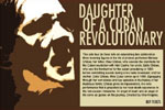 Daughter of a Cuban Revolutionary