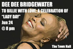 Dee Dee Bridgewater: To Billie with Love