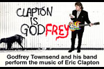 Eric Clapton Tribute featuring Godfrey Townsend