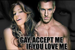 Gay: Accept Me if You Love Me
