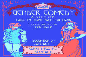 Gender Comedy:  A Less Stupid Twelfth Night  Gay Fantasia