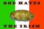 God Hates the Irish: The Ballad of Armless Johnny