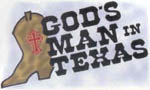 God's Man in Texas