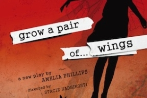 grow a pair of...wings