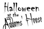 Halloween at the Addams' House