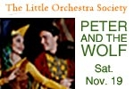 Happy Concerts for Young People - Peter and the Wolf (The Little Orchestra Society)