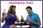 Heather & Tony: We Might Be Cousins