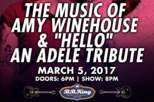 Hello: The Adele Experience Tribute