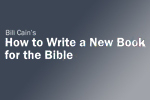 How to Write a New Book for the Bible
