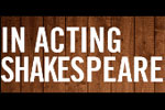 In Acting Shakespeare