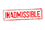 Inadmissible