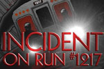 Incident on Run #1217