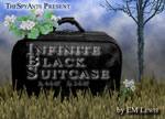 Infinite Black Suitcases