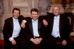 Irish Tenors Finbar Wright, Anthony Kearns & Ronan Tynan: The Premiere Irish Holiday Celebration Tour