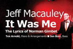 It Was Me-The Lyrics of Norman Gimbel