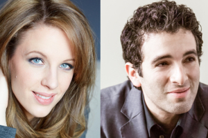 Jessie Mueller and Jarrod Spector in Concert