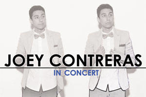 Joey Contreras In Concert