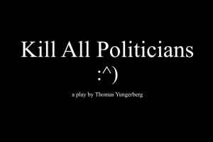 Kill All Politicians