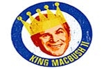 King MacBush II: A Shakespearean Tragedy of War, Greed, and Strategerie