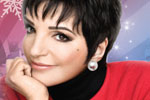 Liza Minnelli with MenAlive in a Winter Spectacular