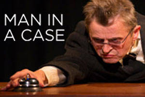 Man in a Case