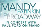 Mandy Patinkin on Broadway