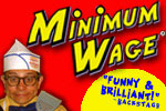 Minimum Wage: Blue Code Ringo