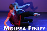 Molissa Fenley and Dancers