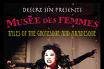 Musee des Femmes - Tales of the Grotesque and Arabesque