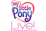 My Little Pony Live!: The World's Biggest Tea Party