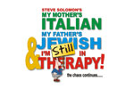 My Mother's Italian, My Father's Jewish, and I'm Still in Therapy