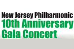 New Jersey Philharmonic 10th Anniversary Gala Concert