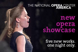 New Opera Showcase