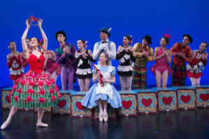 New York Theatre Ballet - The Alice-in-Wonderland Follies