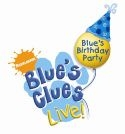 Nickelodeon's Blue's Clues Live! Blue's Birthday Party