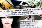 Nikka Graff Lanzarone: Keep Me Posted