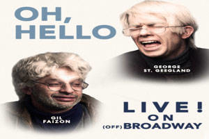 Oh, Hello On (Off) Broadway