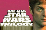 One-Man Star Wars Trilogy
