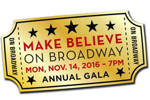 Only Make Believe Gala: Make Believe on Broadway 2016