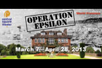 Operation Epsilon