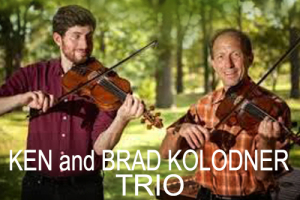 Passport to the World - Ken & Brad Kolodner Trio