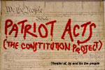 Patriot Acts: The Constitution Project