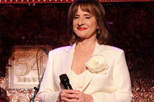 Patti LuPone - The Lady With The Torch April