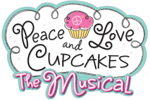 Peace, Love, and Cupcakes