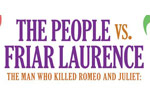 People vs Friar Laurence: The Man Who Killed Romeo and Juliet