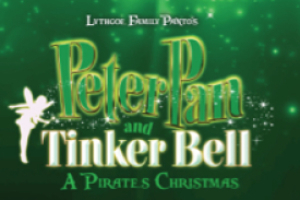 Peter Pan and Tinker Bell — A Pirates Christmas