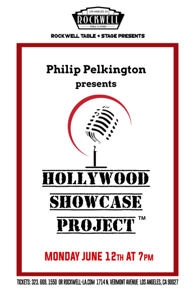 Philip Pelkington's Hollywood Showcase Project