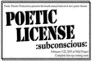 Poetic License: Subconcious