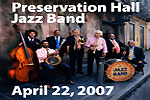 Preservation Hall Jazz Band:  45th Anniversary Revue